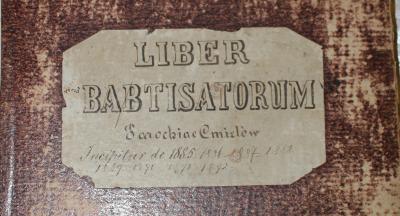 Liber Babtisatorum