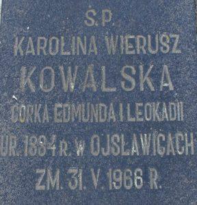 Karlina Kowalska