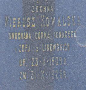 Zofia Kowalska