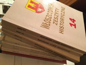 Włoszczowksie Zeszyty Historyczne